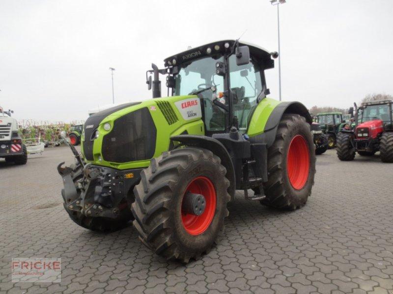 Traktor del tipo CLAAS Axion 830 CMatic Cebis, Gebrauchtmaschine en Bockel - Gyhum (Imagen 1)