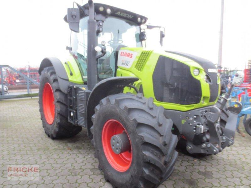 Traktor des Typs CLAAS AXION 830 CMATIC CEBIS, Gebrauchtmaschine in Bockel - Gyhum (Bild 1)