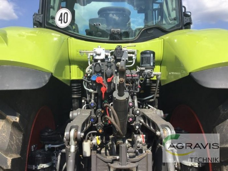 Traktor типа CLAAS AXION 830 CMATIC CEBIS, Gebrauchtmaschine в Alpen (Фотография 6)