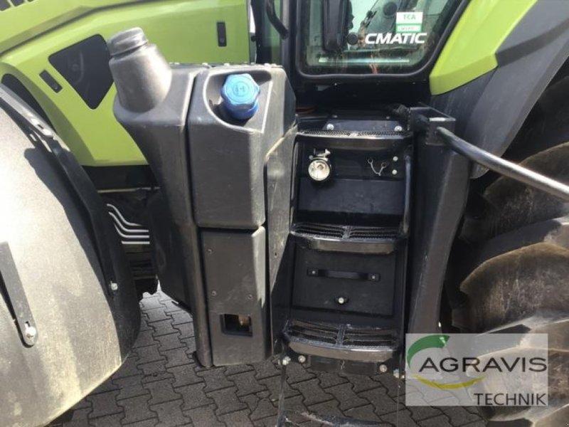 Traktor типа CLAAS AXION 830 CMATIC CEBIS, Gebrauchtmaschine в Alpen (Фотография 8)