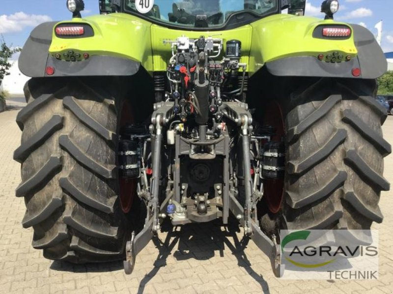 Traktor типа CLAAS AXION 830 CMATIC CEBIS, Gebrauchtmaschine в Alpen (Фотография 5)