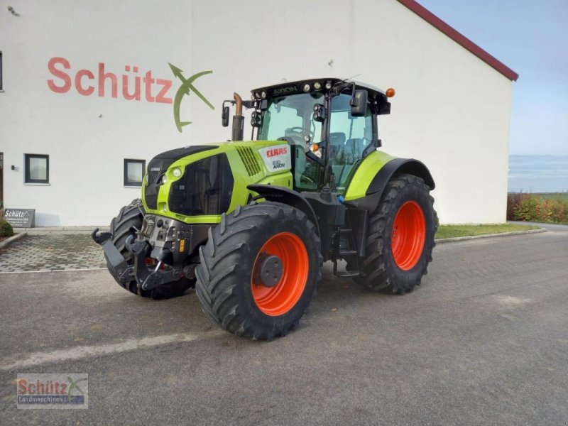 Traktor типа CLAAS Axion 830 CMatic, GPS ready, Gebrauchtmaschine в Schierling (Фотография 1)