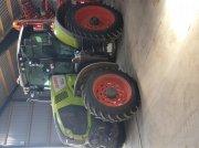 Traktor del tipo CLAAS AXION 830 CMATIC med frontvægt, Gebrauchtmaschine en Esbjerg
