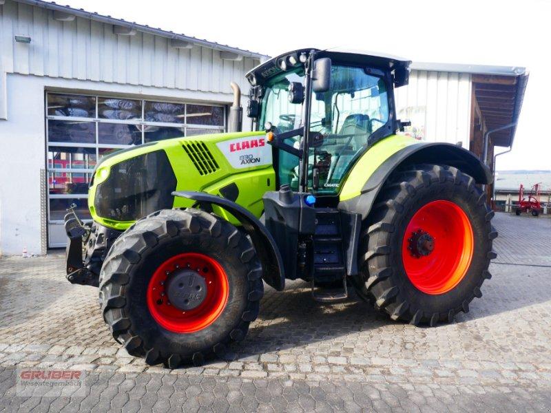 Traktor des Typs CLAAS AXION 830 CMATIC SONDERPREIS, Gebrauchtmaschine in Dorfen (Bild 1)