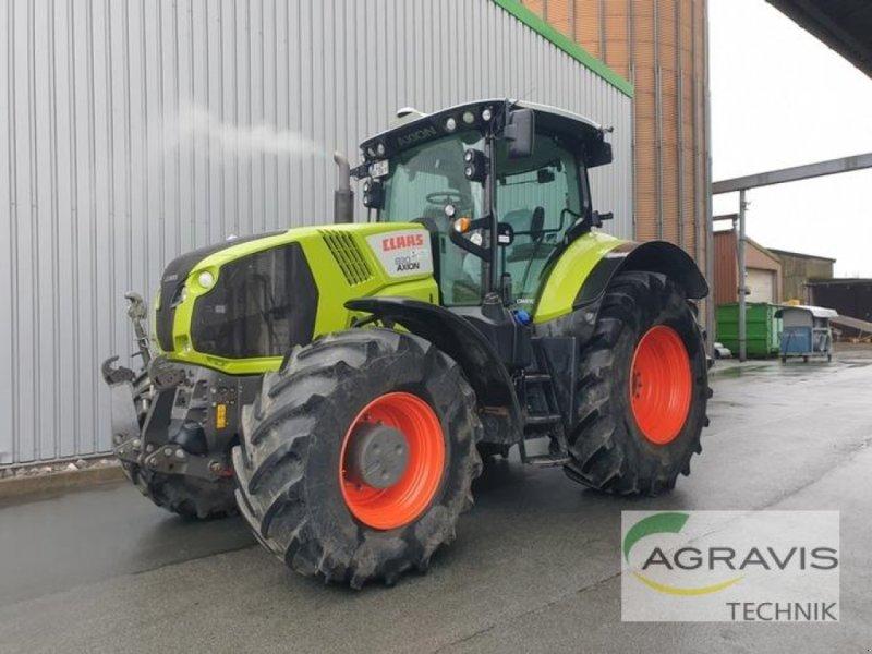 Traktor des Typs CLAAS AXION 830 CMATIC TIER 4F, Gebrauchtmaschine in Lage (Bild 1)