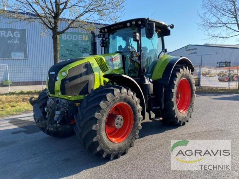 Traktor des Typs CLAAS AXION 830 CMATIC TIER 4F, Gebrauchtmaschine in Meppen (Bild 1)