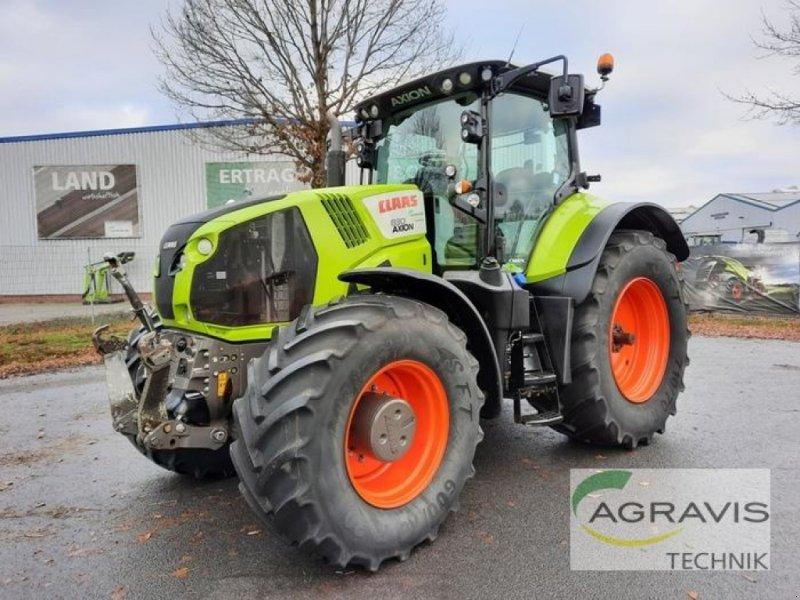 Traktor des Typs CLAAS AXION 830 CMATIC TIER 4F, Gebrauchtmaschine in Meppen-Versen (Bild 1)