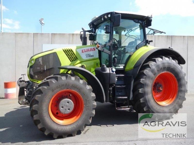 Traktor des Typs CLAAS AXION 830 CMATIC TIER 4F, Gebrauchtmaschine in Melle-Wellingholzhausen (Bild 1)