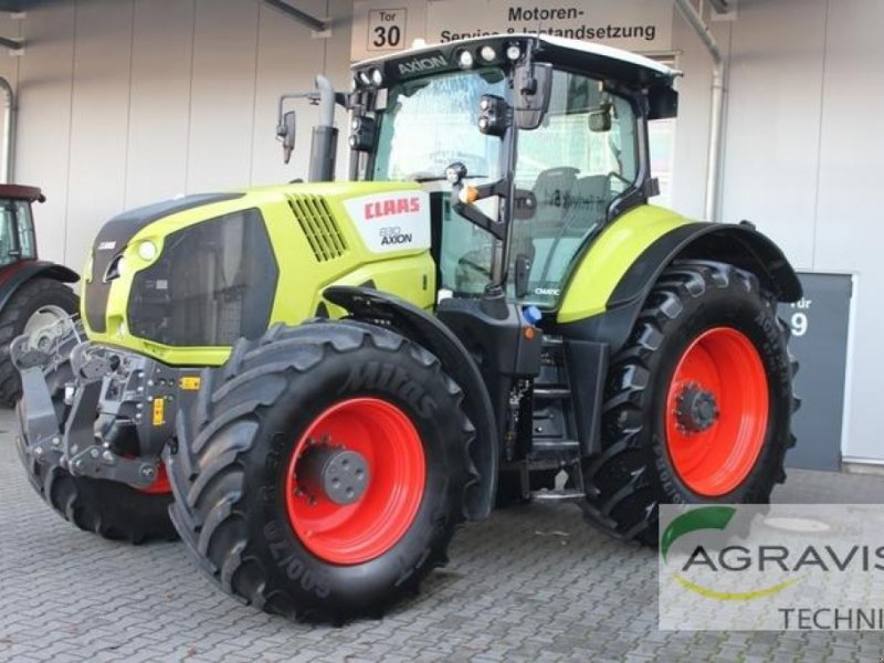 Traktor del tipo CLAAS AXION 830 CMATIC TIER 4F, Gebrauchtmaschine en Olfen (Imagen 1)