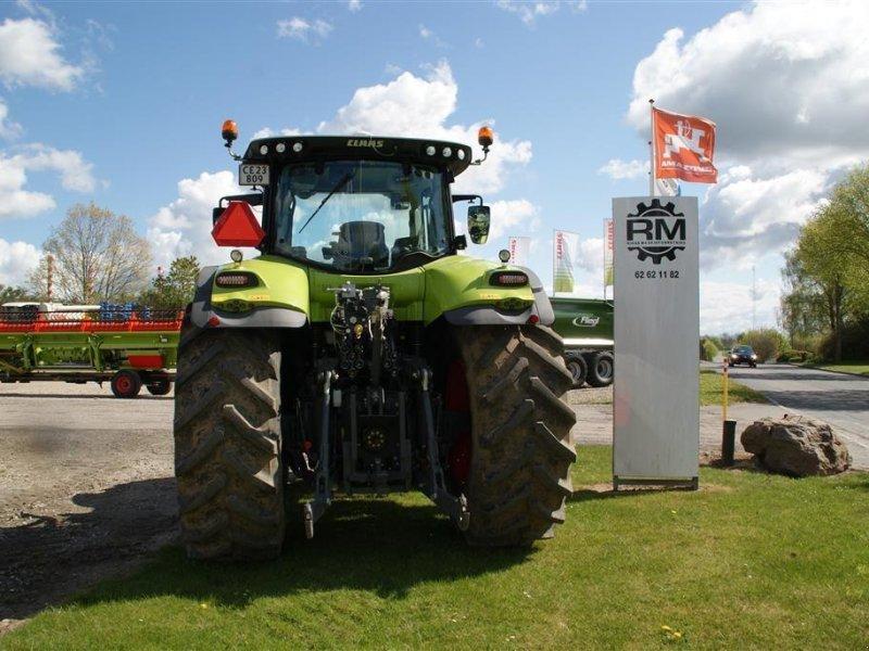 Traktor del tipo CLAAS AXION 830 CMATIC, Gebrauchtmaschine en Ringe (Imagen 4)