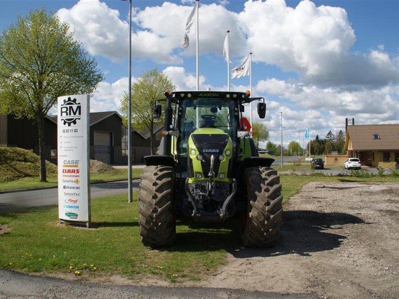 Traktor del tipo CLAAS AXION 830 CMATIC, Gebrauchtmaschine en Ringe (Imagen 2)