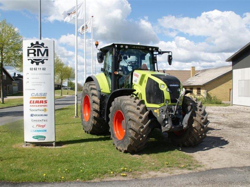 Traktor del tipo CLAAS AXION 830 CMATIC, Gebrauchtmaschine en Ringe (Imagen 1)