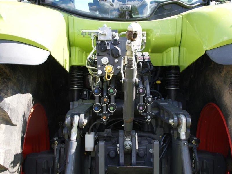 Traktor del tipo CLAAS AXION 830 CMATIC, Gebrauchtmaschine en Ringe (Imagen 6)