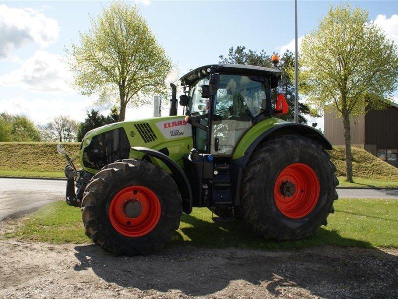 Traktor del tipo CLAAS AXION 830 CMATIC, Gebrauchtmaschine en Ringe (Imagen 3)