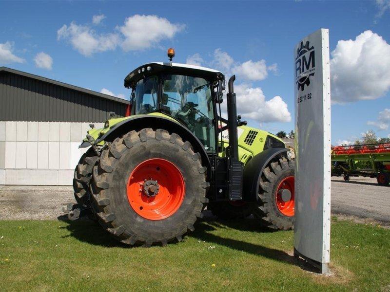 Traktor del tipo CLAAS AXION 830 CMATIC, Gebrauchtmaschine en Ringe (Imagen 5)