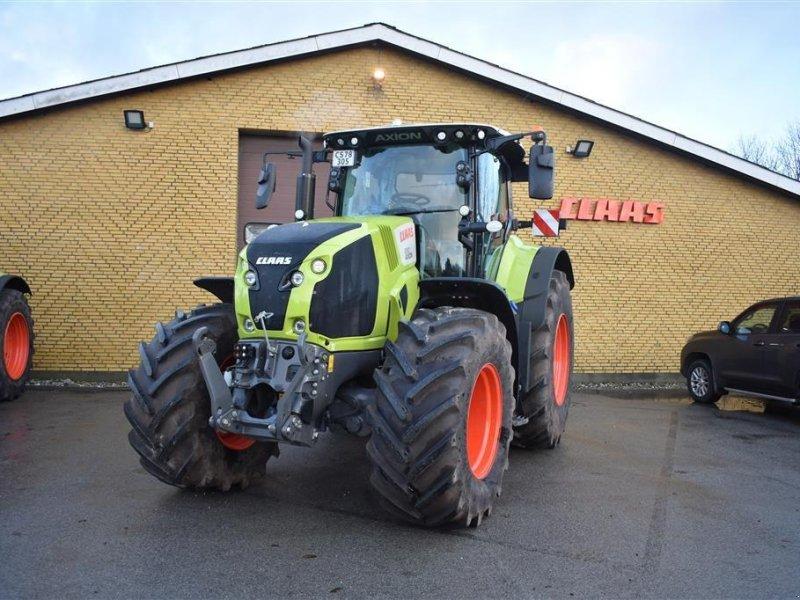 Traktor des Typs CLAAS AXION 830 CMATIC, Gebrauchtmaschine in Grindsted (Bild 1)