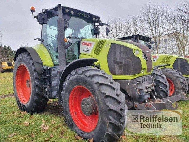Traktor des Typs CLAAS Axion 830 CMATIC, Gebrauchtmaschine in Kruckow (Bild 1)