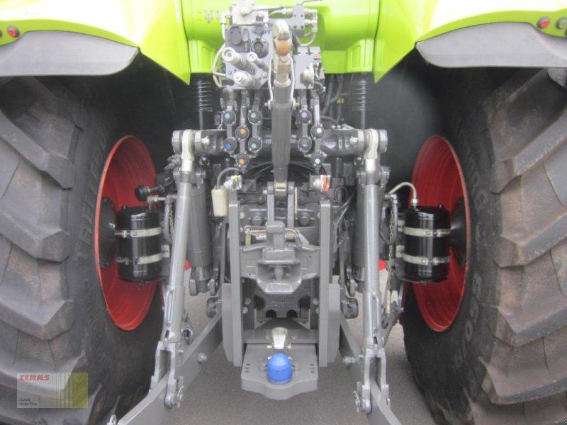 Traktor типа CLAAS AXION 830 CMATIC, Gebrauchtmaschine в Molbergen (Фотография 5)