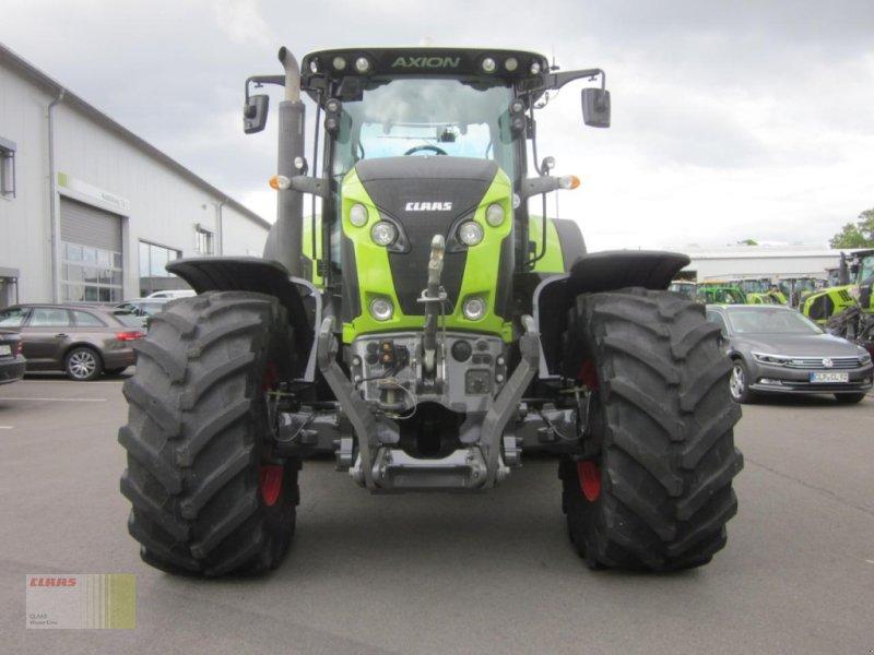 Traktor типа CLAAS AXION 830 CMATIC, Gebrauchtmaschine в Molbergen (Фотография 9)