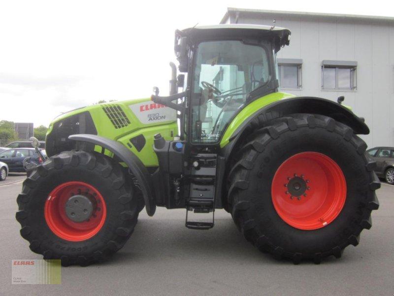 Traktor типа CLAAS AXION 830 CMATIC, Gebrauchtmaschine в Molbergen (Фотография 2)