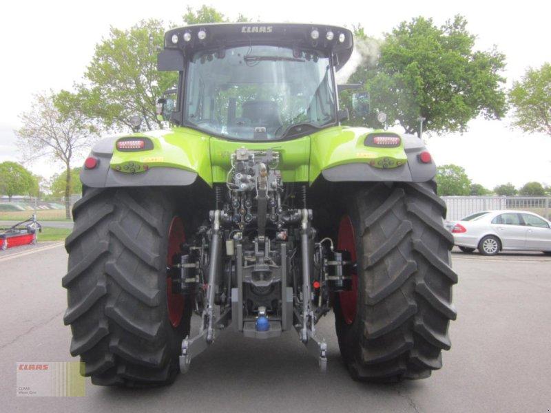 Traktor типа CLAAS AXION 830 CMATIC, Gebrauchtmaschine в Molbergen (Фотография 4)