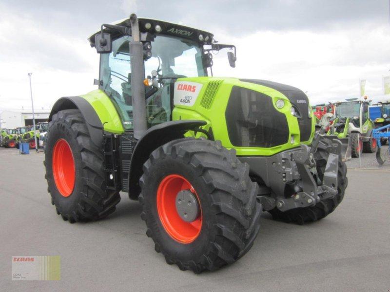 Traktor типа CLAAS AXION 830 CMATIC, Gebrauchtmaschine в Molbergen (Фотография 8)