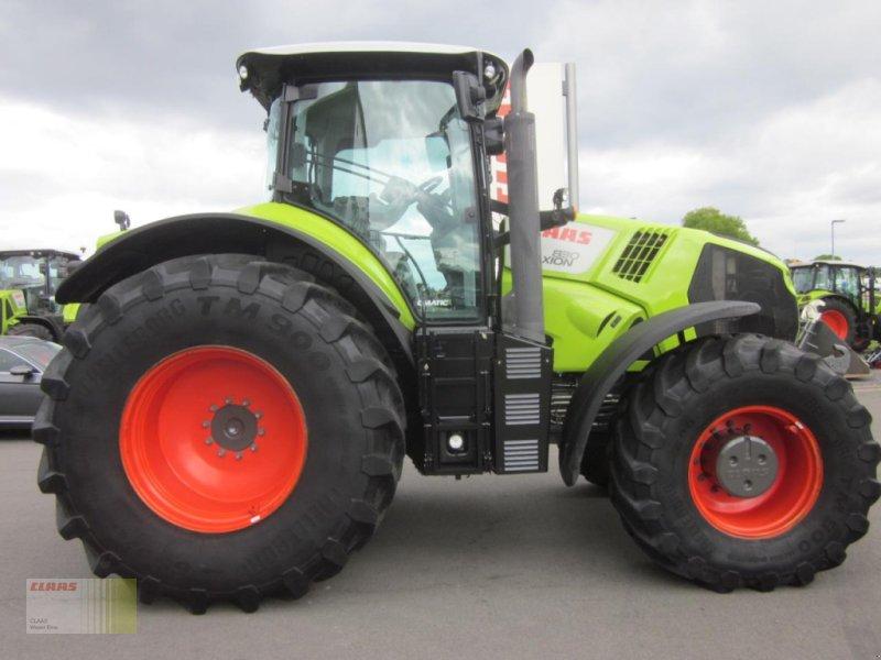 Traktor типа CLAAS AXION 830 CMATIC, Gebrauchtmaschine в Molbergen (Фотография 7)