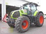 Traktor типа CLAAS AXION 830 CMATIC, Gebrauchtmaschine в Westerstede