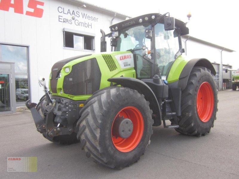 Traktor des Typs CLAAS AXION 830 CMATIC, Gebrauchtmaschine in Neerstedt (Bild 1)