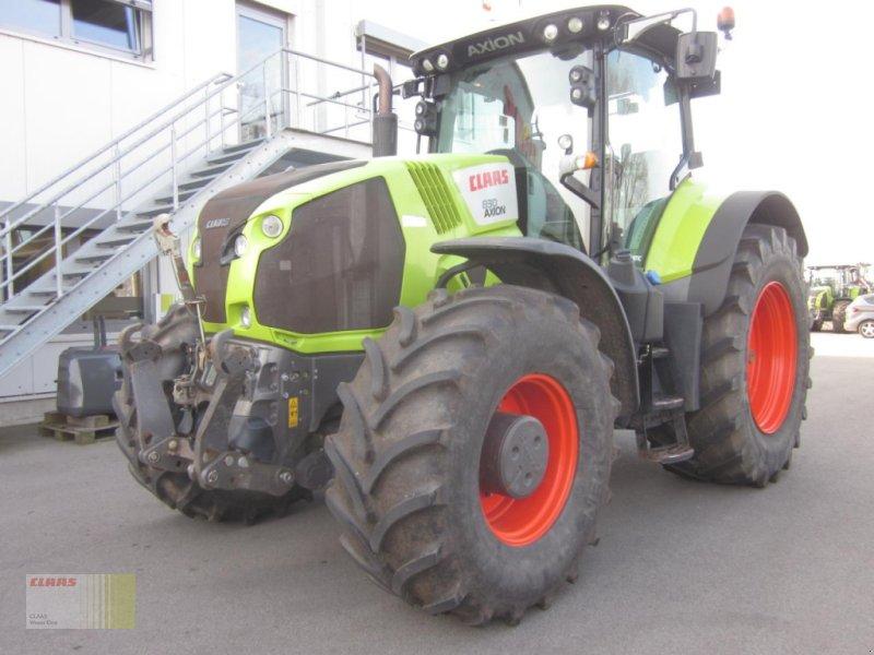 Traktor типа CLAAS AXION 830 CMATIC, Gebrauchtmaschine в Molbergen (Фотография 1)