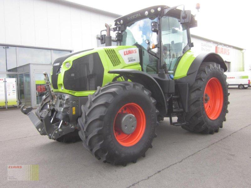 Traktor des Typs CLAAS AXION 830 CMATIC, Gebrauchtmaschine in Molbergen (Bild 1)