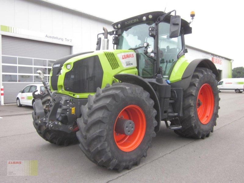 Traktor del tipo CLAAS AXION 830 CMATIC, Gebrauchtmaschine en Molbergen (Imagen 1)