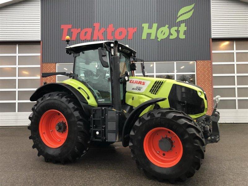 Traktor des Typs CLAAS AXION 830 CMATIC, Gebrauchtmaschine in Aalestrup (Bild 1)