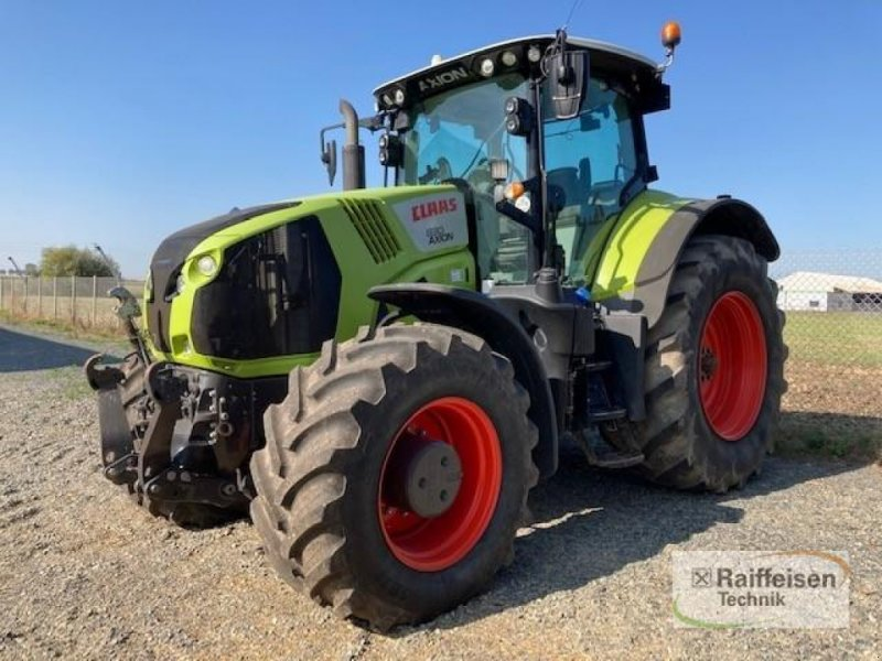 Traktor des Typs CLAAS Axion 830 CMATIC, Gebrauchtmaschine in Semmenstedt (Bild 1)
