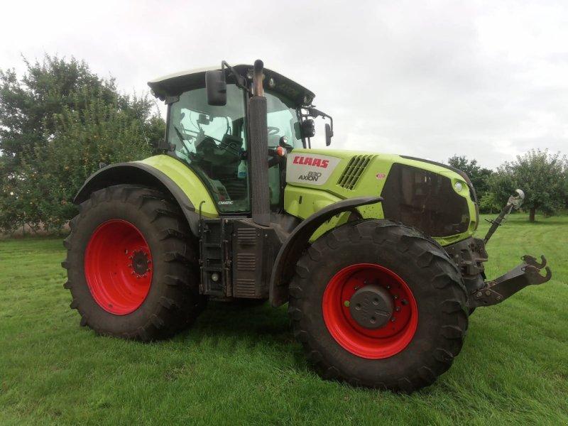 Traktor del tipo CLAAS Axion 830 Cmatic, Gebrauchtmaschine en Wagenfeld (Imagen 1)