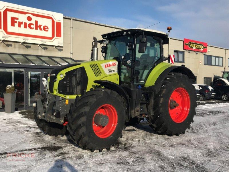 Traktor des Typs CLAAS Axion 830 Cmatic, Gebrauchtmaschine in Demmin (Bild 1)