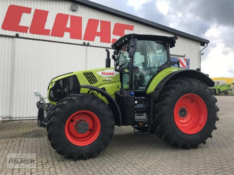 Traktor типа CLAAS Axion 830 Cmatic, Neumaschine в Moringen (Фотография 1)