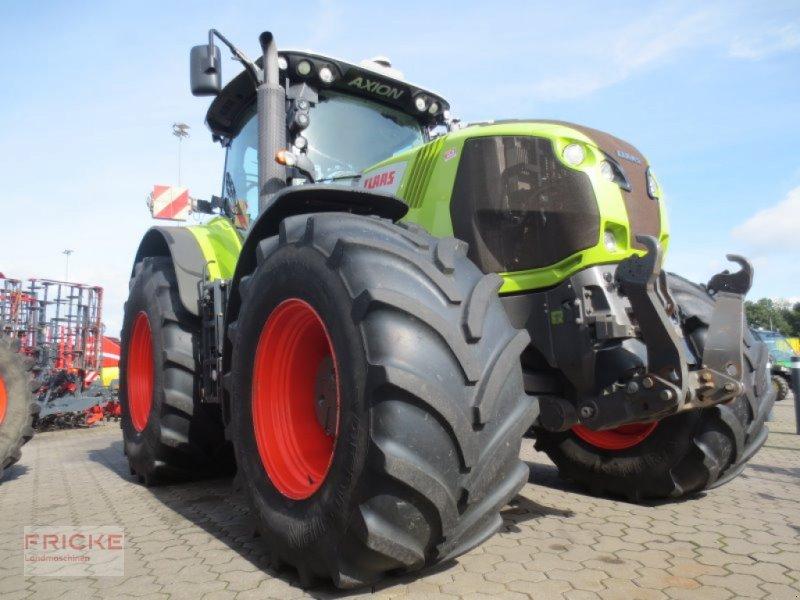 Traktor del tipo CLAAS AXION 830 CMATIC, Gebrauchtmaschine en Bockel - Gyhum (Imagen 1)