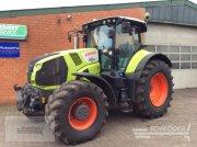 Traktor del tipo CLAAS Axion 830 CMatic, Gebrauchtmaschine en Scharrel