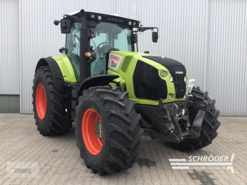 Traktor des Typs CLAAS AXION 830 CMATIC, Gebrauchtmaschine in Wildeshausen (Bild 1)