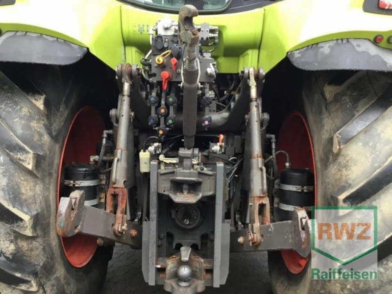 Traktor des Typs CLAAS Axion 830 Cmatic, Gebrauchtmaschine in Kruft (Bild 8)