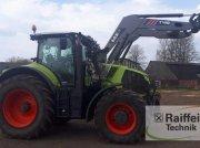 Traktor типа CLAAS Axion 830 Cmatic, Gebrauchtmaschine в Eckernförde