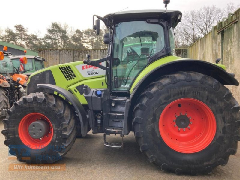 Traktor типа CLAAS AXION 830, Gebrauchtmaschine в Lüchow (Фотография 1)