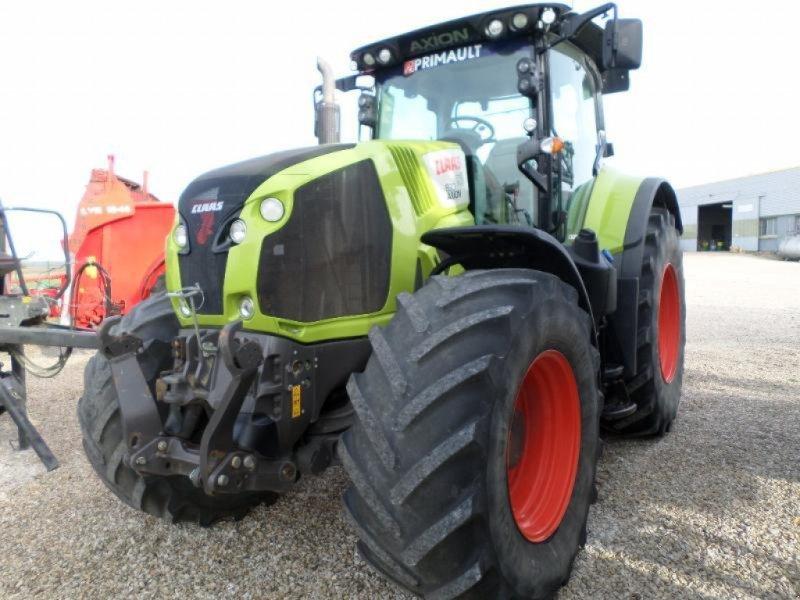 Traktor del tipo CLAAS AXION 830, Gebrauchtmaschine en VERDUN (Imagen 1)