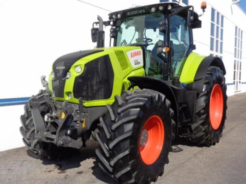 Traktor типа CLAAS AXION 830, Gebrauchtmaschine в Langenau (Фотография 1)
