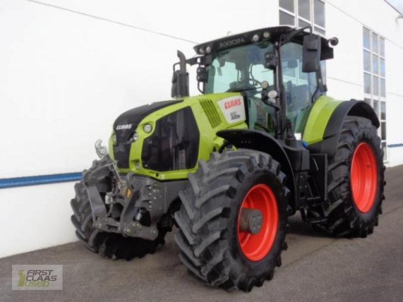 Фотография CLAAS AXION 830