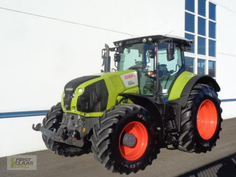 Traktor des Typs CLAAS AXION 830, Gebrauchtmaschine in Langenau (Bild 1)