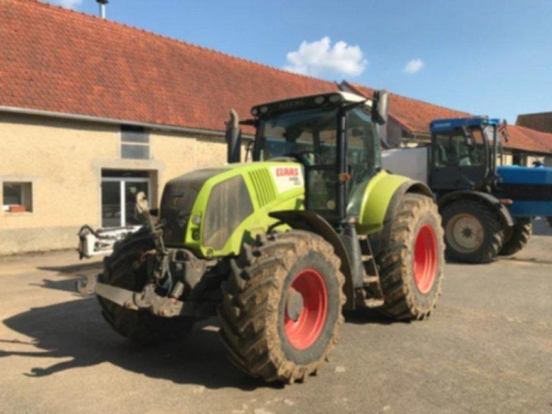 Traktor des Typs CLAAS axion 830, Gebrauchtmaschine in SANCHEVILLE (Bild 1)