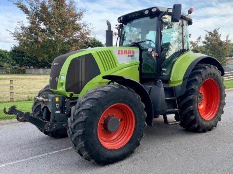 Traktor типа CLAAS axion 830, Gebrauchtmaschine в  (Фотография 1)