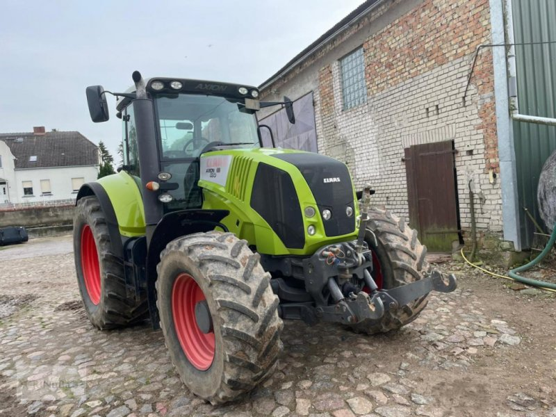 Traktor типа CLAAS Axion 830, Gebrauchtmaschine в Prenzlau (Фотография 1)